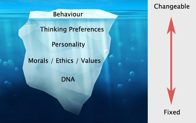Brain Profile versus Personality Test and Behaviour