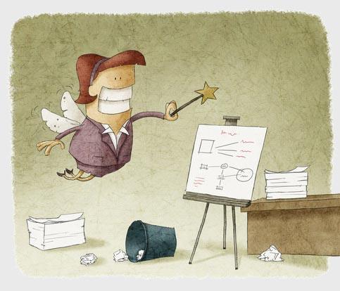 GTD Office Fairy