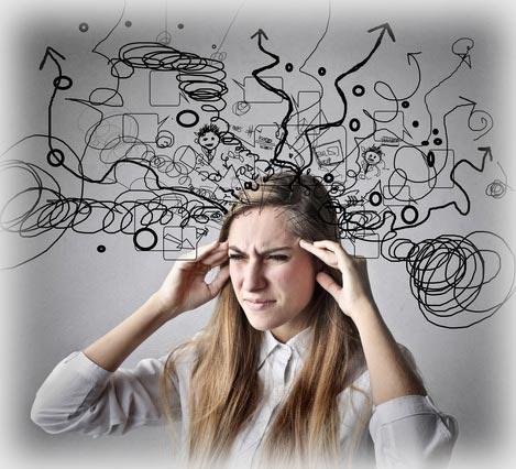 GTD Cluttered Mind